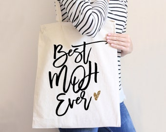 Tote Bags for Wedding Bridal Party Bride Bridesmaids MOH and More Wedding Bags Gifts for Bride Wedding Party Designer Style (Item - BEB300)