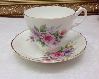 Royal Ascot teacup and saucer