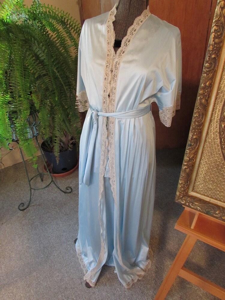 Vanity Fair Pajamas and Robe