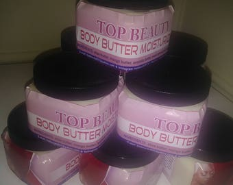 Body butter moisturizer