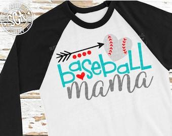 Baseball svg, Baseball Mama, baseball mom, baseball cut file, svg file, baseball shirt, baseball clipart, baseball mom svg, socuteappliques