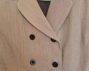 Ann Taylor Double Breasted  Blazer 2 Petite