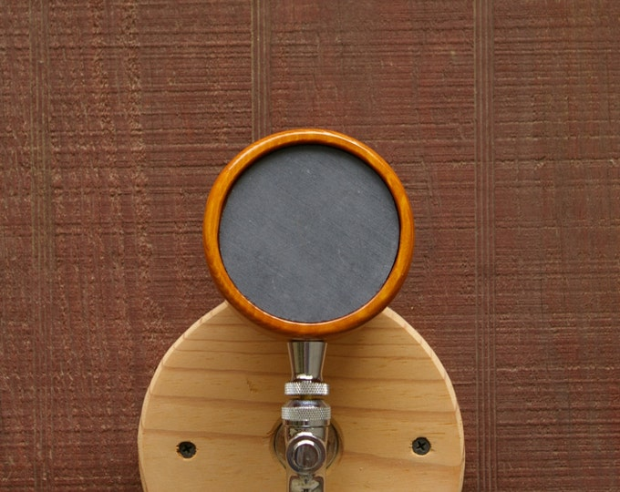 Beer Tap Handle with Chalkboard Insert