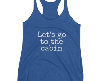 Cabin Women's Racerback Tank