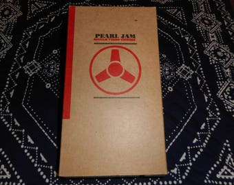 Pearl Jam Single Video Theory VHS Tape Grunge Nirvana Soundgarden Temple Of The Dog