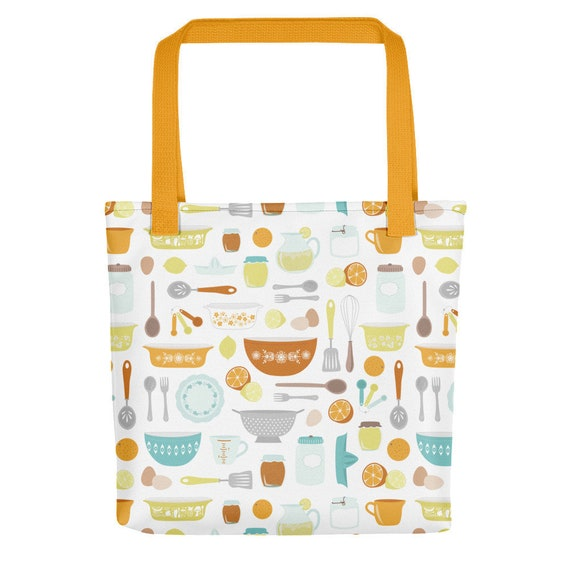 Citrus Kitchen Tote