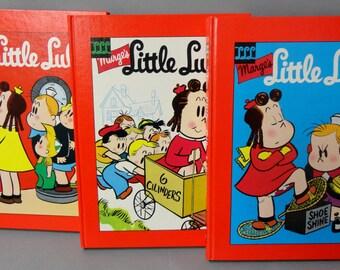 Marge's LITTLE LULU Library Vol 5 Marjorie Henderson Buell John Stanley Another Rainbow Publications Russ Cochran