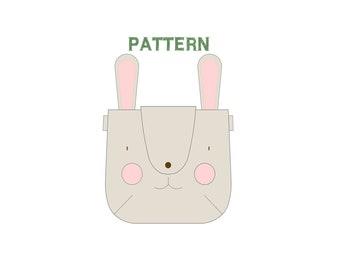 Rabbit,  kids bag