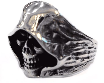 Death ring made from steel