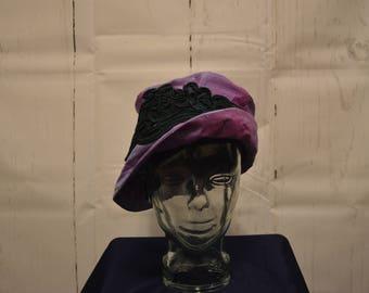 1926 Style Handmade Silk Hat