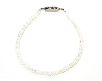 Clearance sale White small sand pearl bracelet