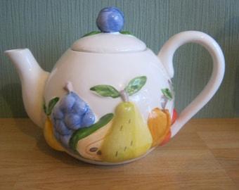 Rayware Pottery Teapot