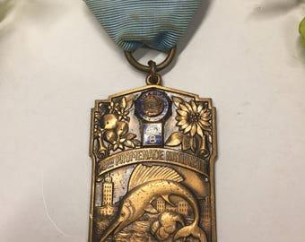 American Legion 1948 29th Promenade National Convention Pin