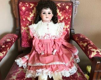 "Armand Marseille 28"" Floradora doll."