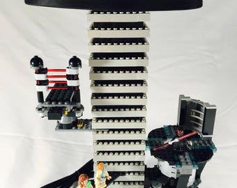 LEGO® Lamp - Star Wars Duel on Naboo