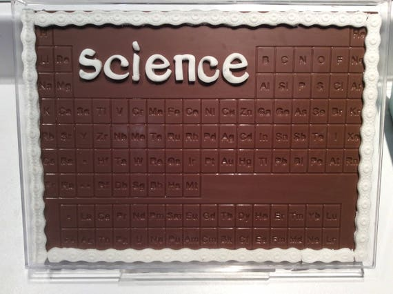 Chocolate gift for scientist mold love science periodic chocolate gift for scientist mold love science periodic table chocolate mold mold chocolate table science urtaz Choice Image