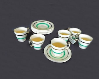 Vintage Copeland Spode Cup and Saucer Set, Expresso Set, Demitasse Cup and Coffe Set, Serving Dishes, Dining Room Decor, Spode Dishes