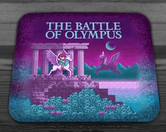 Olympus of Battle Mousepad