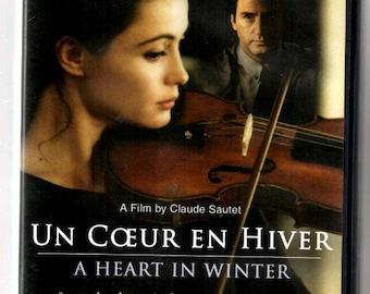 Un Coeur En Hiver dvd, Français, sous-titré (un cœur en hiver)
