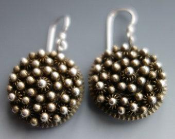 Palestine Sterling Earrings