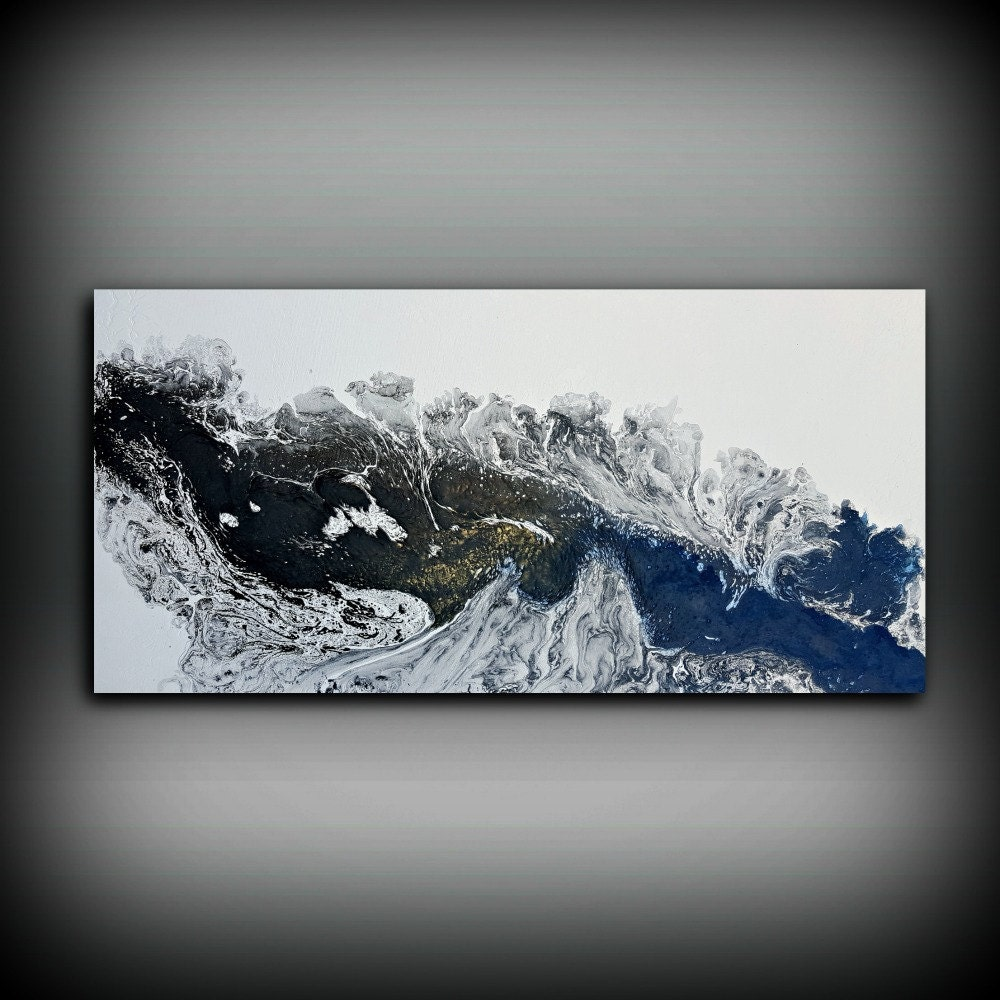 Superior Black And White Painting Ideas Part - 8: ?zoom