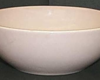 Russel Wright Iroquois Pink Sherbet Cereal Bowl