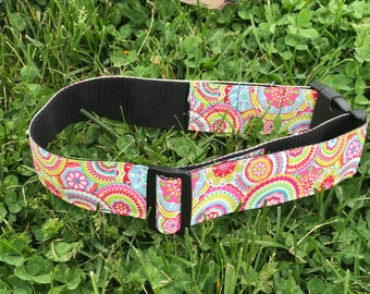 Spring Girl Dog Collar