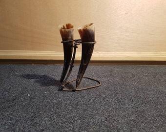 Authentic Handmade drinking horns