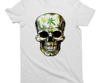 Cannabis Skull FASHION