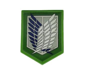 Attack on Titan Soap | Scout Regiment | Licensed Levi, Titan, Dragon Ball Z, naruto, shingeki no kyojin, mangaka gift, sailor moon, sasuke