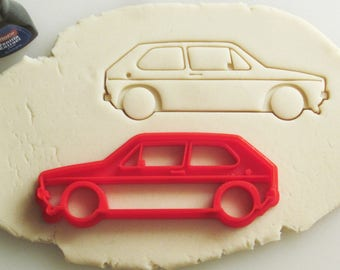 VW Volkswagen Golf Rabbit Mk1 Cookie Cutter