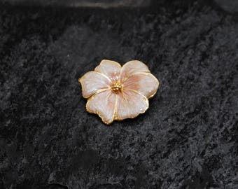 Vintage Brooch, Flower