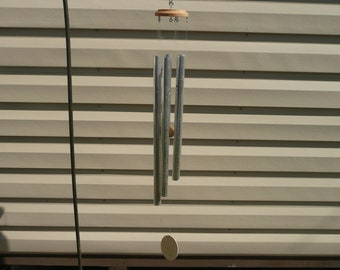 Wonderful tones in HAND MADE One Of A Kind Wind Chime