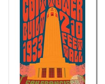 San Francisco Coit Tower Print