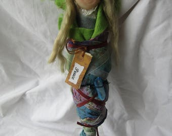 Peace spirit doll