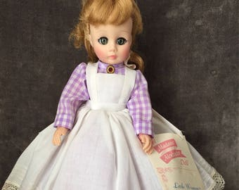 Vintage 1960's Madame Alexander Meg doll from the Little Women series