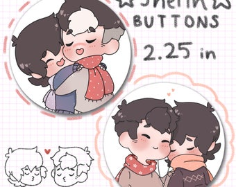 Sheith Buttons