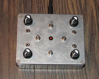 Hadron Collider with CV inputs // Noise Device // Synth // Sound Generator // Electro Lobotomy ( pre order )
