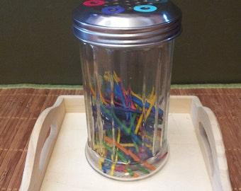 Montessori Fine Motor Color Matching Lesson