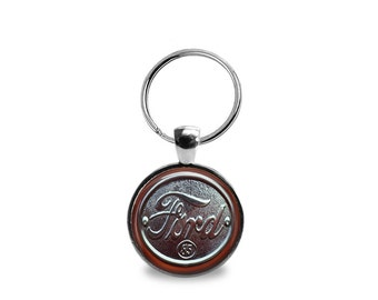 Vintage Ford Pendant or Key Chain