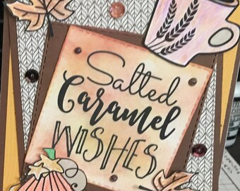 Salted Caramel Wishes