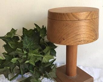 Hat - Hatter tool shape, handmade