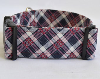 The Carl Dog Collar (Martingale or Buckle)