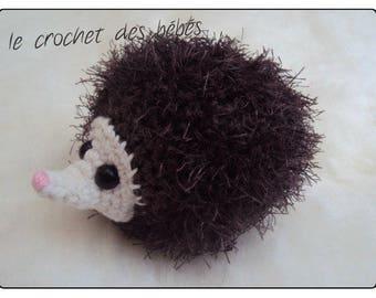 "hedgehog baby ""made to order"""