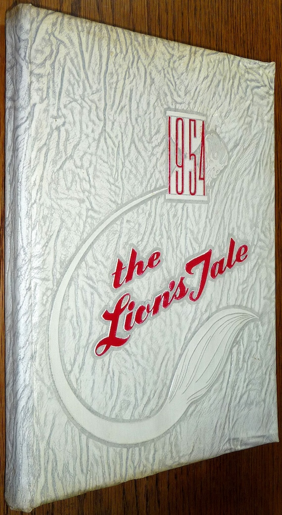 Leon High School Yearbook (Annual) 1954 - The Lion's Tale - Tallahassee FL Florida Leon County