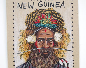 Papua New Guinea #MelaninMarch