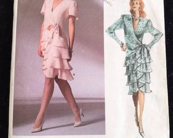 Vintage Vogue Sewing Pattern-Ladies