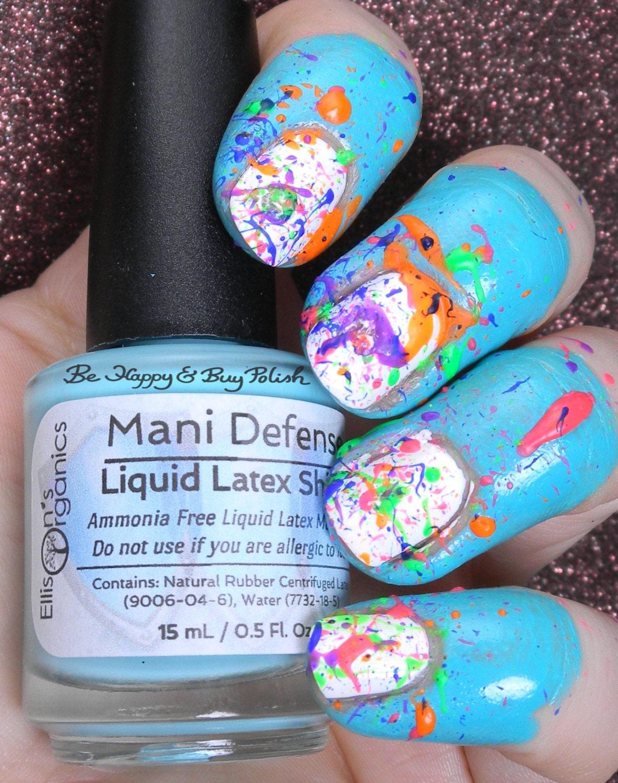 Does Nail Polish Contain Latex - Creative Touch