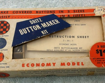 Dritz, Prims button Making and covering kits