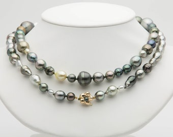 36-Inch Tahitian Pearl Harvest Strand